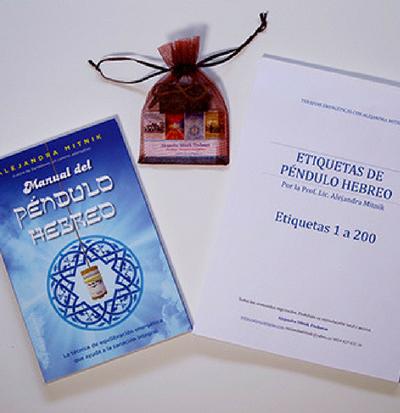 kit péndulo hebreo
